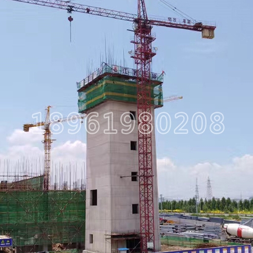 排气塔新建