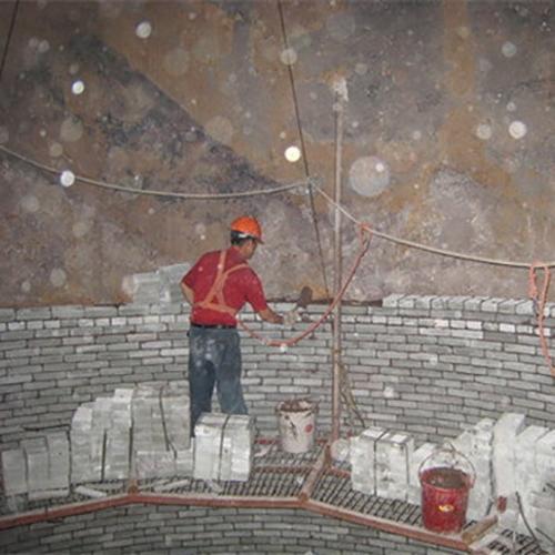 烟囱内壁脱硫