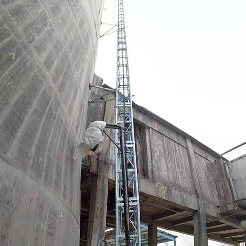 烟囱装电梯