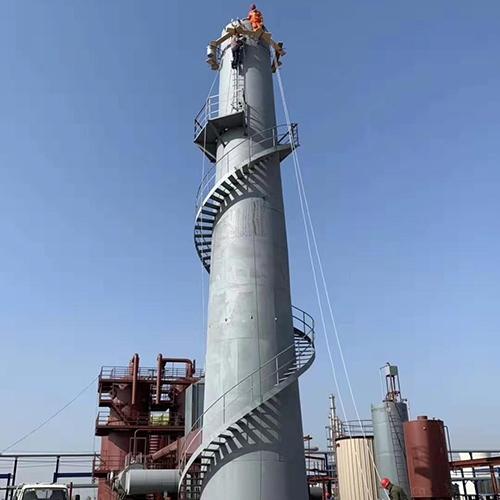 钢烟囱制作安装